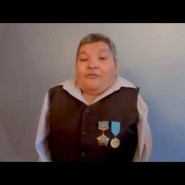 Karipbek Kuyukov, second generation victim of nuclear tests, joins Global Wave 2015 to 'wave goodbye' to nuclear weapons